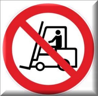 ممنوع على مركبات النقل