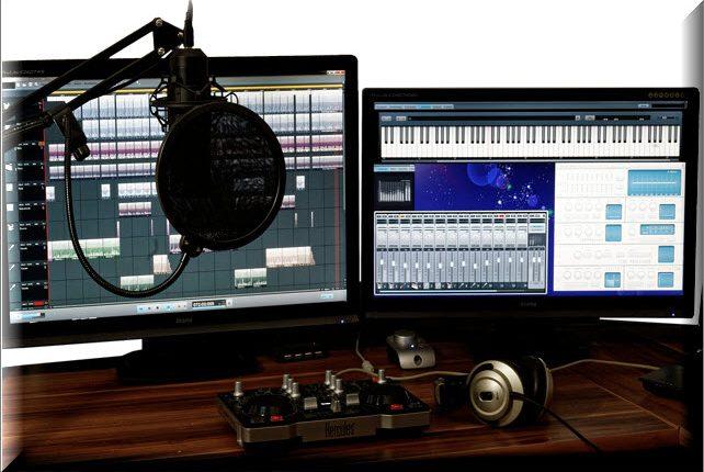 برنامج تعديل الصوت واضافة مؤثرات