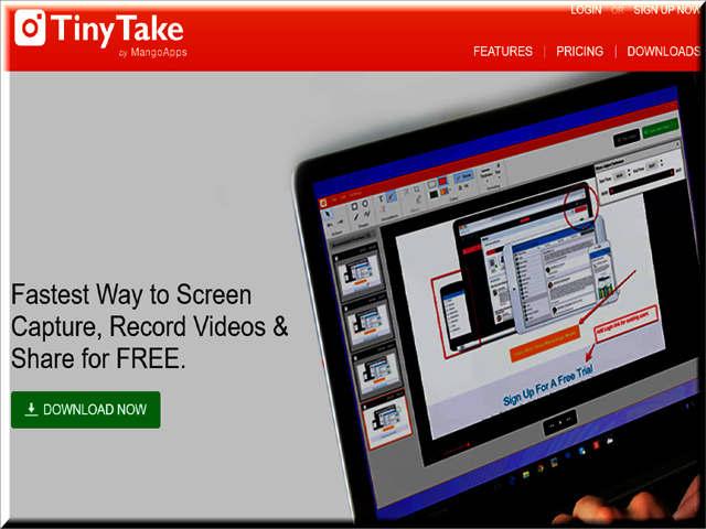 برنامج تصوير سطح المكتب تسجيل الشاشة فيديو