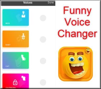 برنامج تغيير الصوت اثناء المكالمة سامسونج