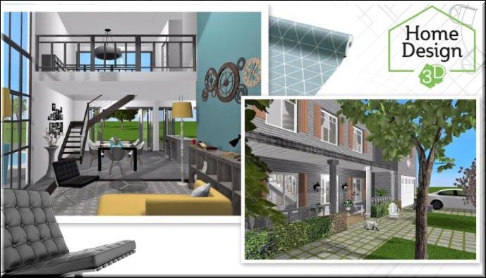برنامج تصميم المنازل للاندرويد 3d بالعربي